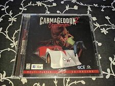 Carmageddon 2: Carpocalypse Now (Apple, 1999)