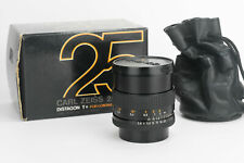 Carl Zeiss T* Distagon 25mm 1:2.8 obiettivo wide lens Contax Yashica mount MINT