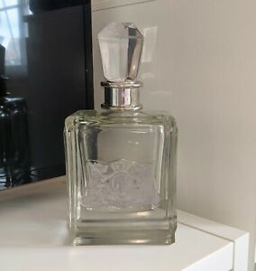 Giant Factice Perfume Display Bottle Juicy Couture Large Rare 28cm