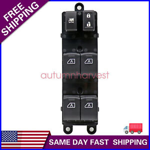 Master Window Switch for 2006-2007 Infiniti M35 & M45 Driver Side US Seller