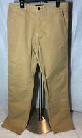 American Eagle Men's Size 36 x 36 Pants NeXt Level Flex Chino Khaki Tan 4030