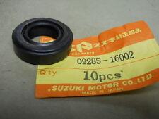 Suzuki NOS TC120, T125, T305, TM250, T500, T250, Oil Seal, # 09285-16002   S-9