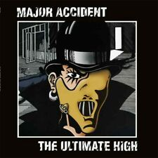 MAJOR ACCIDENT THE ULTIMATE HIGH LP (blue vinyl)