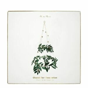 Meri Meri Festive Foliage Chandelier - Hanging Christmas Decoration