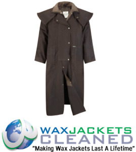Clean & Rewaxing Service for Drizabone Wax Jackets All Makes All Sizes / Colours