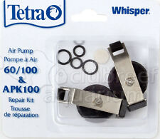 Tetra Whisper Replacement Air Pump Diaphragm Repair Kit Assembly 60 & 100 APK100
