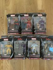 Marvel Legends Infinite Series THE ALLFATHER Complete Set Of 7 Iron Fist Hawkeye