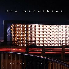 The Maccabees - Marks to Prove It [New CD]