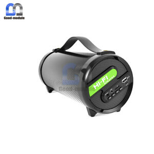 Wireless Portable Bluetooth Speaker Subwoofer Heavy Bass Sound System Party NEW