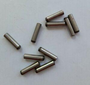 20 Stück - DIN 6325 Zylinderstifte Würth M6 Stahl gehärtet 5x20 252 05