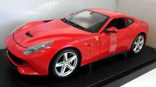 Altri modellini statici di veicoli bianco in metallo bianco per Ferrari