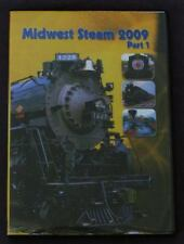 Midwest Steam Volume 1 & 2, two DVDs by Yard Goat Images