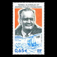 TAAF 2013 - Charles Petitjean, 1914-1988 Explorer - Sc 473 MNH