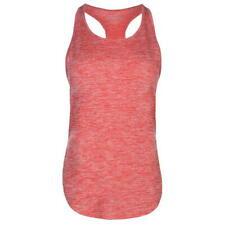 USA Pro Boyfriend Tank Top Ladies Pink Girls Activewear Size 9-10 Years *REF85