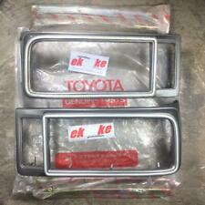 TOYOTA COROLLA KE20 RIM Taillight Cover Genuine NOS JAPAN (LH+RH)