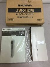 NEW IN BOX SHARP LINK MODULE JW-20CM
