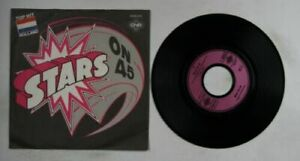 Single Stars On 45 Stars On 45 GER 7inch Vinyl 1981 Beatles re Medley