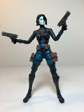 """Marvel Legends DOMINO X-Force 2-pack Hasbro Cannonball Walmart exclusive 6"""""""