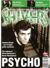 WoW! Shivers #38 Psycho! The Relic! The X-Files! American Gothic! Stage Dracula!
