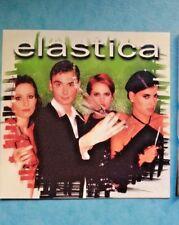 Elastica The Vasoline Gang - live 9495 europe rare silver 1995 KTS IMPORT cd