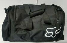 New Fox 2019 180 Duffel Luggage Bag Black 15141-001