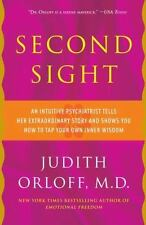 Second Sight by Judith Orloff MD (Like New Paperback Book)