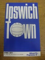 07/03/1970 Ipswich Town v Stoke City  . Thanks for viewing this item, we try and