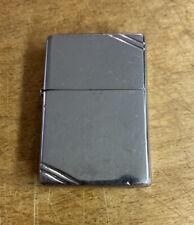 Vintage Chrome Silver Zippo Lighter