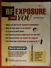 Rf Exposure and You - by Ed Hare W1Rfi