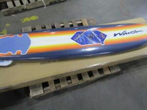 Wavestorm 8' Surfboard- Sunburst Graphic