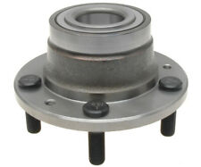 Wheel Bearing and Hub Assembly-R-Line Rear Raybestos 712272