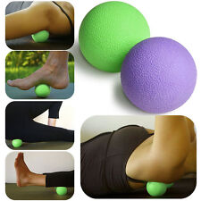Double Lacrosse Ball Mobility Myofascial Trigger Point Release Body Massage Ball