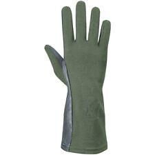 KinetixX X-Condor Glove Mens Touchscreen Leather Work Tactical Operations Green