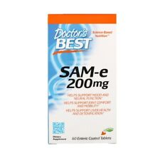 Pure SAM-e 200mg 60 Enteric Coated Tablets | Fibromyalgia | Joint Mobility
