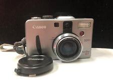 Canon PowerShot G1 3.3MP Digital Camera 3x Optical ZOOM B