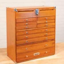 Gerstner International Gi T22 11 Drawer Oakveneer Large Chest Tool Hobby New
