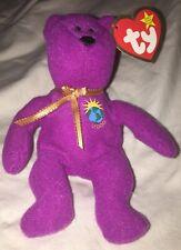 TY Beanie Baby - MILLENNIUM the Bear (8.5 inch) - Stuffed Animal Toy 2000