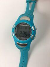 Bowflex 30m Turquoise Watch LCD Digital Alarm Chrono