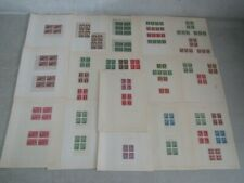 Nystamps Canada mint stamp & block collection