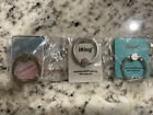 3 Pc Phone Ring Stand Grip Loop Hook  White, Green, & Pink Marble