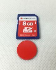 SDHC 8GB  Speicherkarte 8 GB | Karte | 4GB | 3DS | Karte | gebraucht