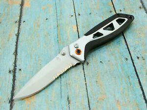 GERBER ESSENTIALS OUTRIGGER SE ASSISTED FOLDING POCKET KNIFE KNIVES TOOLS