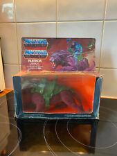 MOTU He-man Panthor Euro Box Masters Of The universe boite