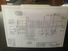 SUZUKI TS125 Wiring diagram.