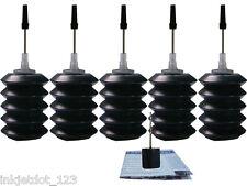 5x30ml Black Refill ink kit for Canon PG-245 black cartridge PIXMA MG2420 2520