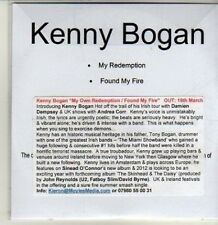 (CQ830) Kenny Bogan, My Redemption - DJ CD