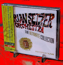 Brian Setzer Orchestra , The Ultimate Collection , Recorded Live ( 2 CD_Japan )
