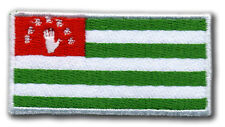 Flag of Abkhazia - embroidered  patch/badge