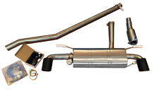 Range Rover Evoque - Performance Exhaust System with Electronic Valve Control