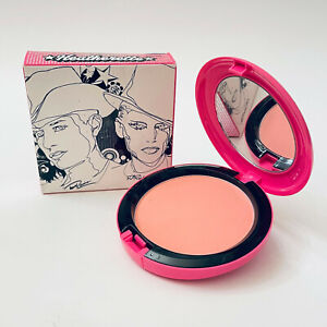 MAC Heatherette Collection Beauty Powder Compact ALPHA GIRL New in Box